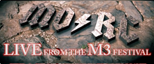 Special Announcement from M3