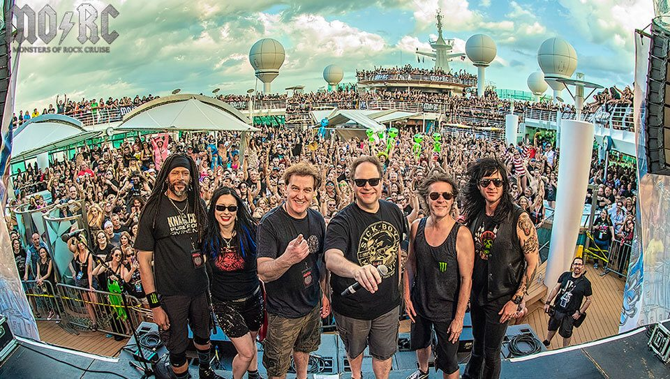 Monsters Of Rock Cruise 2020 | Monsters of Rock Cruise Feb 8