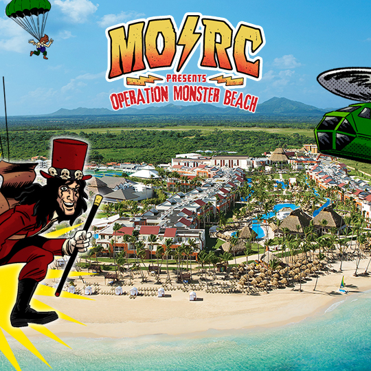 MORC Presents: Operation Monster Beach